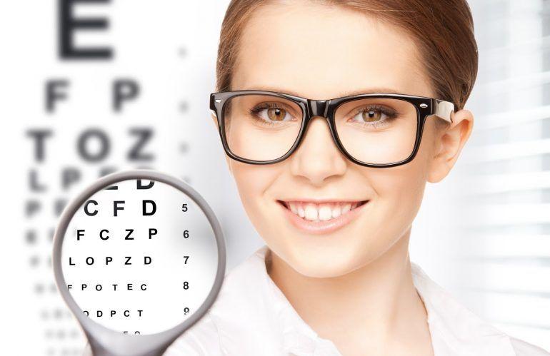 Bienvenida a la web del Optometrista