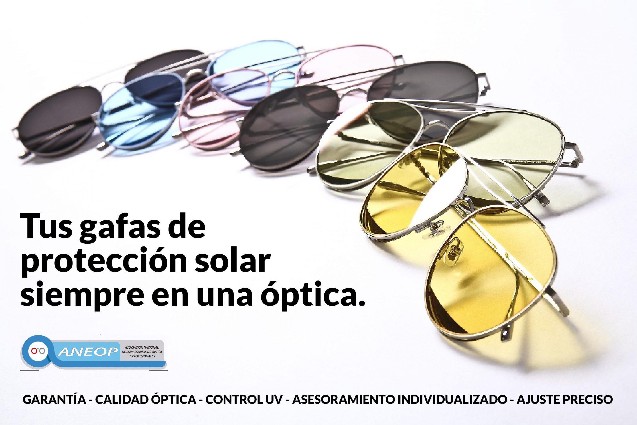 """Diferencias claras entre gafas de """"bazar"""" y gafas de óptica."""